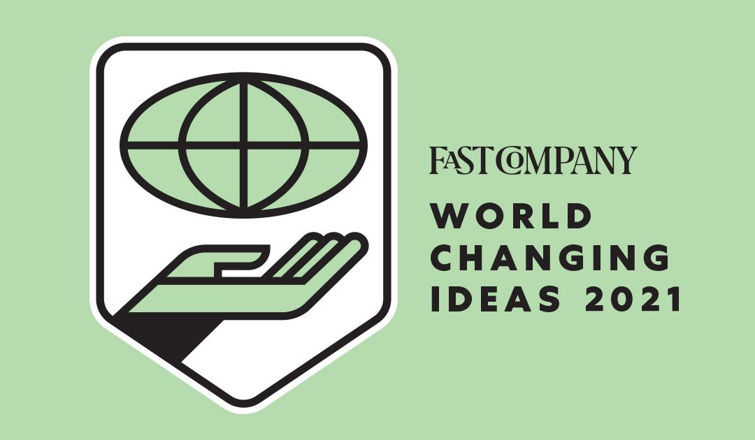 StaffDNA Honored in the App Category of Fast Company's 2021 World Changing Ideas Awards