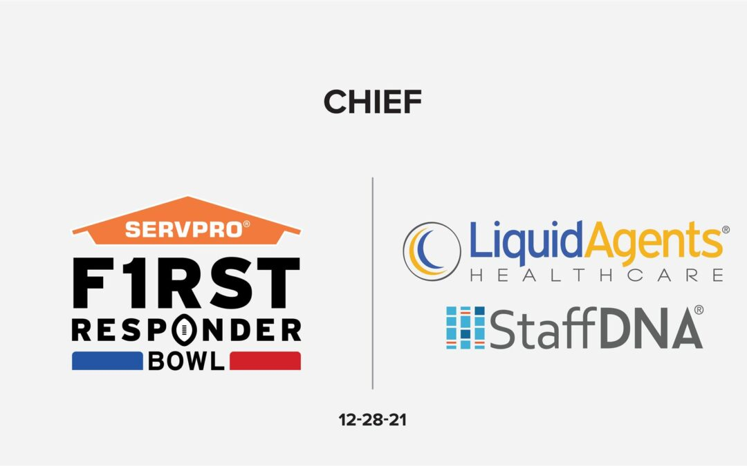 StaffDNA Teams Up With SERVPRO First Responder Bowl